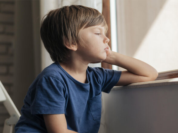 Psicologia do Luto – O luto infantil