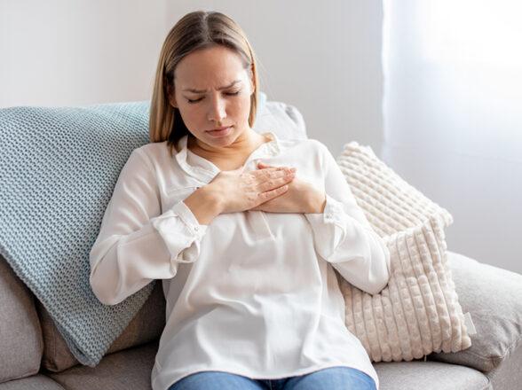 Bem-estar e Saúde – Mulheres também infartam